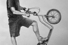 ManWithBycicle